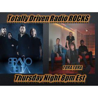 TDR ROCKS #144 w/ Bravo Delta & Tora Tora