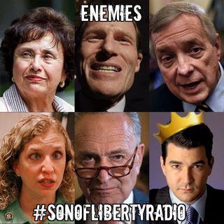 #sonoflibertyradio - enemies