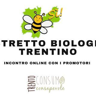 Incontro online con i promotori del Biodistretto Trentino