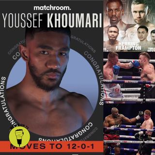 Whyte KO's Povetkin. Boxing review with Youssef Khoumari