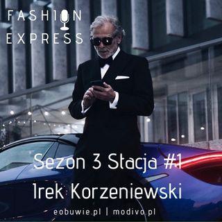 Sezon 3, Stacja 1 - Irek Korzeniewski o tym dlaczego przedmioty mają duszę