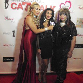 SM Global Catwalk Red Carpet Interviews Part 5
