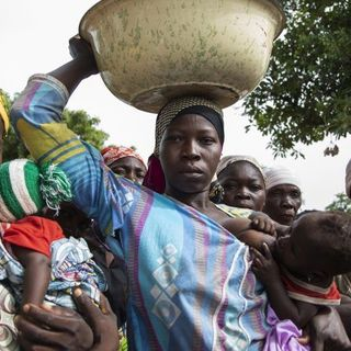 CALMIE AFRICAN DIARY: CHAD A 'WRECK?'