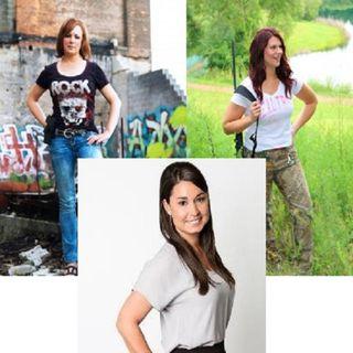Episode 55 (Guests: Rachel Mullen, Jenn Jacques and Ashley Collins)