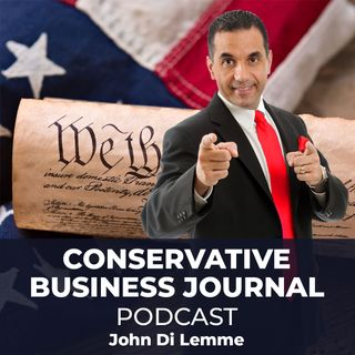 Sean Spicer LIVE on the Conservative Business Journal Podcast Show