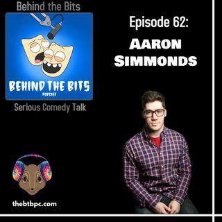Episode 62: Aaron Simmonds