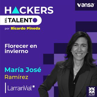 082. Florecer en invierno - María José Ramírez  (Larrain Vial)  -  Lado A