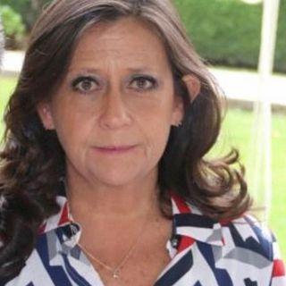 Laura King, de Empresas Periodísticas de la Facultad de Comunicación en la Universidad Anáhuac (6 de agosto 2020)