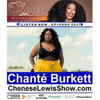 Chanté Burkett - Episode #203