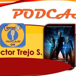 Episodio 87 - Cowboys & Aliens