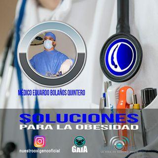 NUESTRO OXÍGENO Soluciones para la obesidad - Familia Boliviana - Médico Eduardo Bolaños