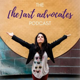 Ep. 1 -- Welcome to [he]art advocates!