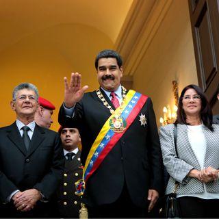 Nicolás Maduro, llama a una reestructuración en su gabinete