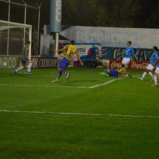 Gol de Atlanta: Cristian García 2-2