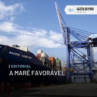 Editorial: A maré favorável