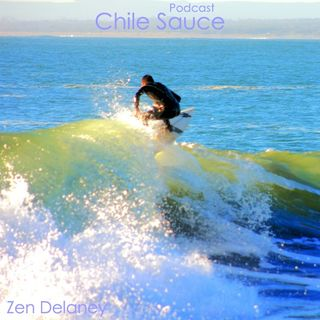 Chile Sauce with Zen Delaney on Lingo Radio Monday 2020-03-30