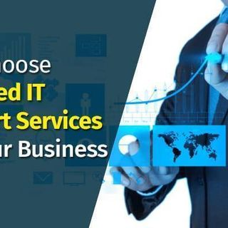 Managed IT Support Services For Business