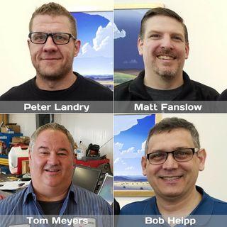RR 292: Technician Round Table – Part 4 – Heipp – Landry – Fanslow – Meyers