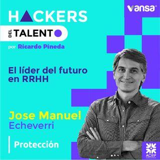 002. El líder del futuro - Jose Manuel Echeverri (Protección)  -  Lado B