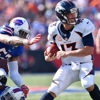 Gut Reaction: Broncos Kneel, Lose On The Road To Buffalo 26-16