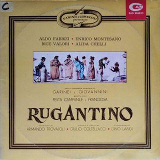 Il Teatro in Radio - Rugantino (di Garinei e Giovannini)