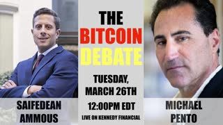 The Bitcoin Standard Podcast Presents - Bitcoin Debate with Saifedean Ammous