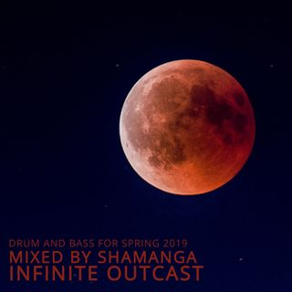 Drum and Bass Mix for Spring 2019