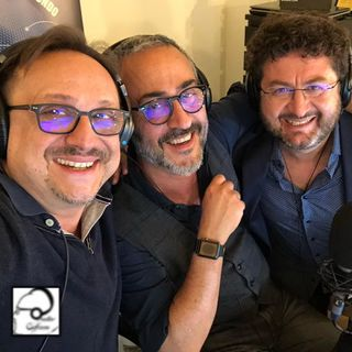 327 - Dopocena con... Alberto Angrisano e Luigi Ferraro - 02.05.2019