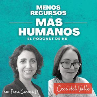 Ep. 5 T.1 con Cecilia del Valle. Transformación cultural, valentía y empoderamiento