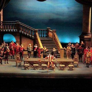 Verdi - Rigoletto (secondo atto)