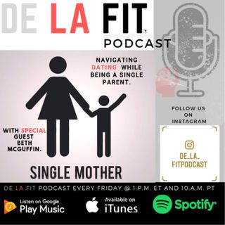 Beth McGuffin Certified Love Attraction Coach, internationally know Amazon best selling author. De La Fit Podcast Season 4 Ep 51
