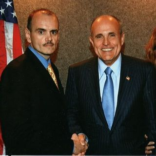 Bill Lewis interviews Rudy Giuliani