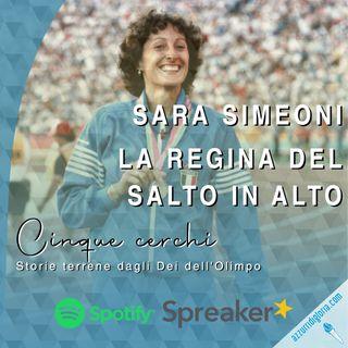 Sara Simeoni - La regina del salto in alto