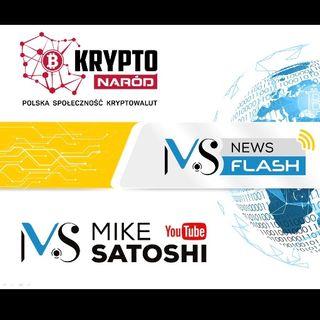 NewsFlash 20.02.2020 Bitcoin będzie po 30k USD w 2020, CZ Binance widzi wzrosty, bilety za krypto w Norwegii - NewsFlash
