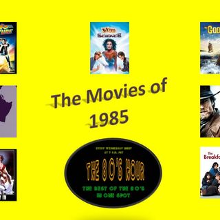Movies of 1985