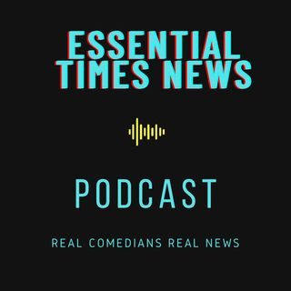 Episode 5: Essential Times New 'Real Comedians, Real News'