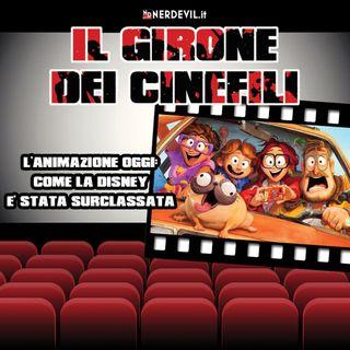 Il girone dei cinefili 26/09/21 - L'animazione oggi: come la Disney è stata surclassata