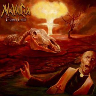 Navaga - Guerra Letal 2017 full EP