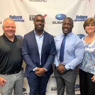 MARKETING MATTERS WITH RYAN SAUERS: Ronnie Brown with Wells Fargo Advisors and Rennie Curran with Game Changer Coaching