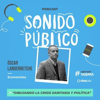 Dibujando la crisis sanitaria y política: Sonido Público junto a Óscar Landerretche
