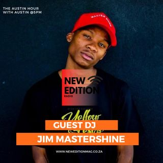 The Austin Hour Episode 2 - Guest mix by Dj Jim Mastershine