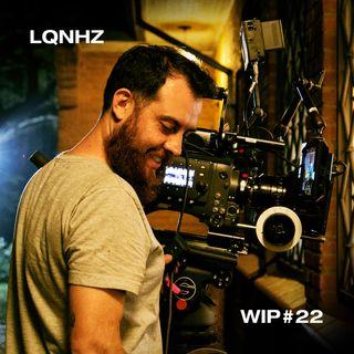 WIP #22 - Assistência de câmera em longa metragem com Tadeu Bara