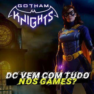 Bat-Família e Esquadrão Suicida nos games! Vai dar bom?