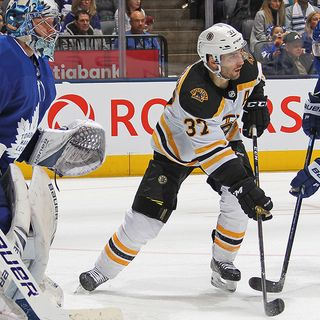Bruins' Top Line Must Step Up In Game 4 Vs. Maple Leafs
