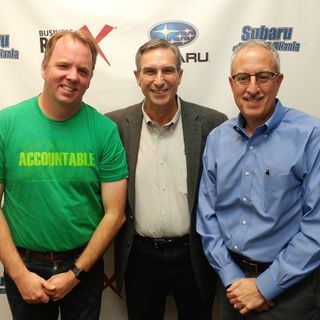 SIMON SAYS, LET'S TALK BUSINESS: Rich Bartolotta with Schooley Mitchell Atlanta and Jeff Waller with 7 Mindsets