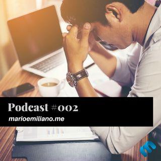 Podcast #002 'Lunes' y 'La utopía más común y destructiva'