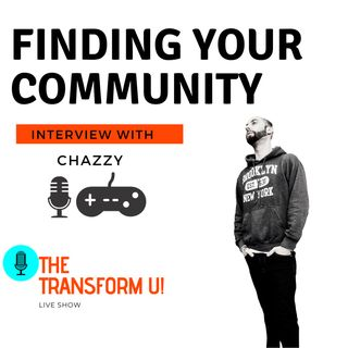 Get Inspired Find Your Community with Chazzy of Side Projekt Podcast