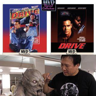 Episode 155: An Evening with Director Steve Wang: Drive - MVD Rewind Release