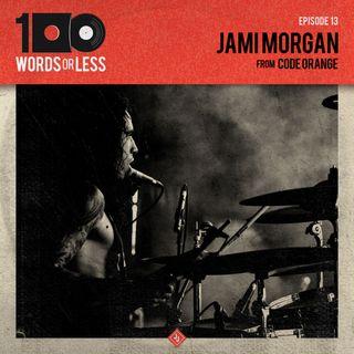 Jami Morgan from Code Orange