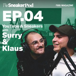 The SneakerPod Ep. 04 - Come si parla di sneaker su YouTube?